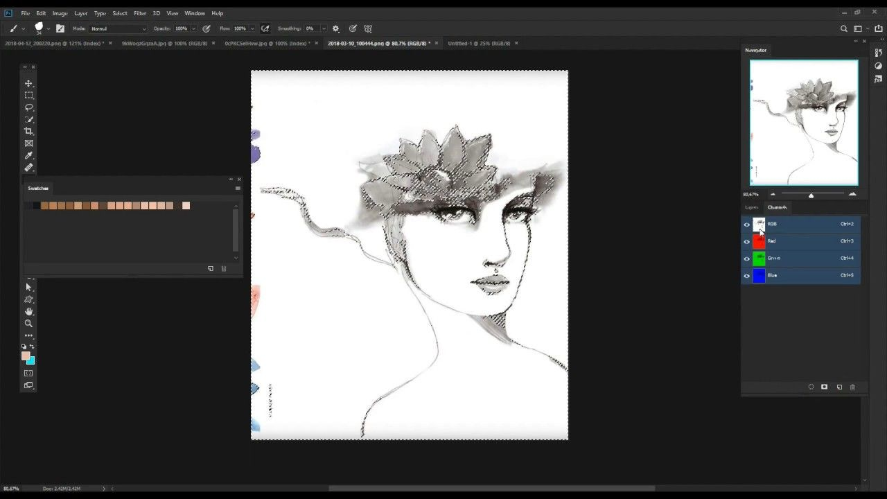 Best Quick Way To Create Skin Tones By Digital Skin Tones Art Digital Drawing