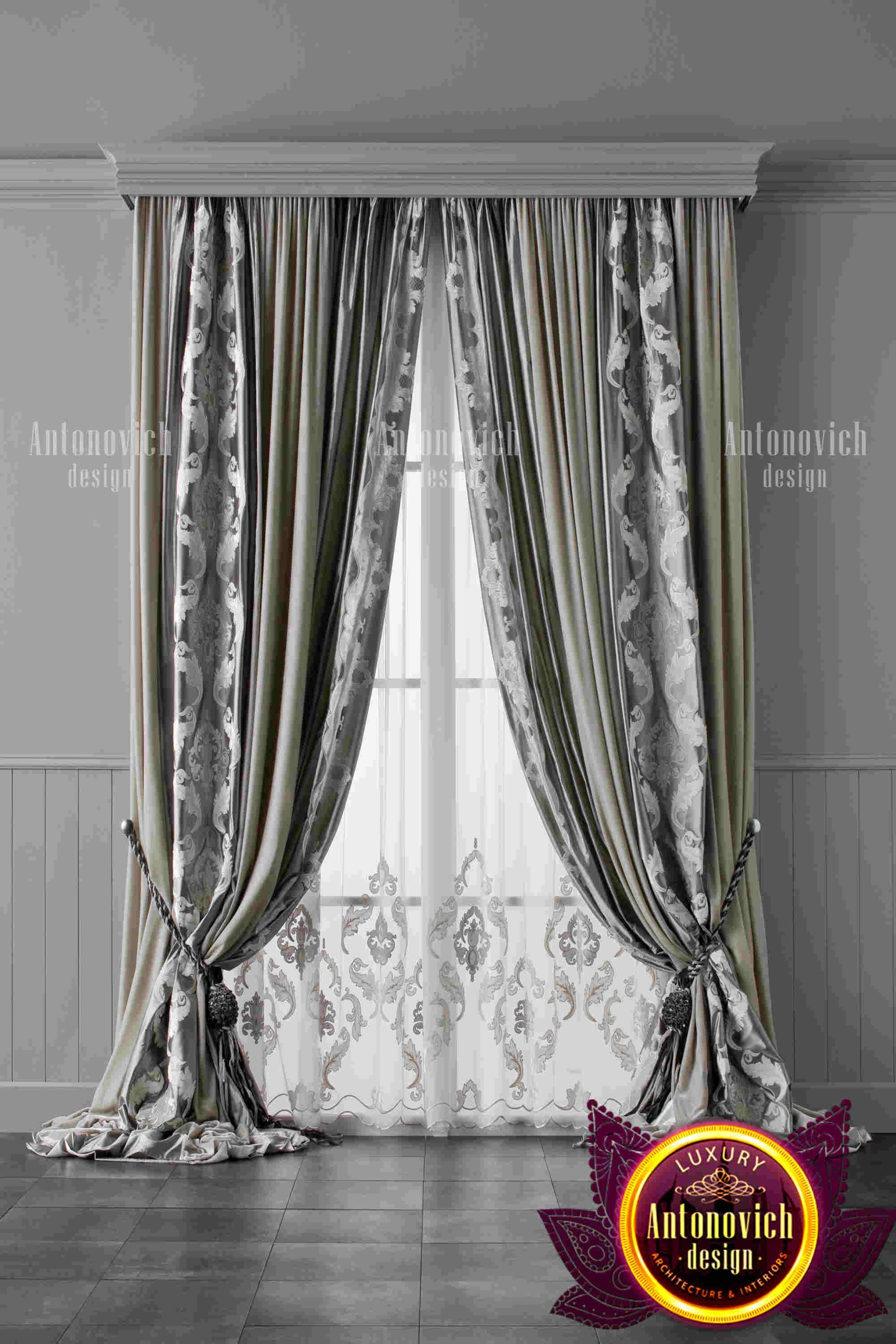 2 Finger French Pleat Austin Curtains The Great Curtain