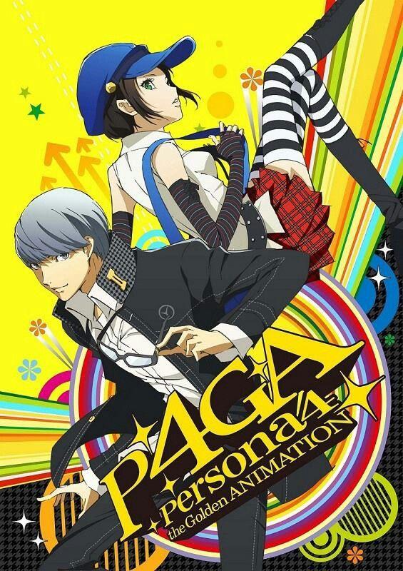 Persona 4 anime anime manga Anime, Persona 4, Anime