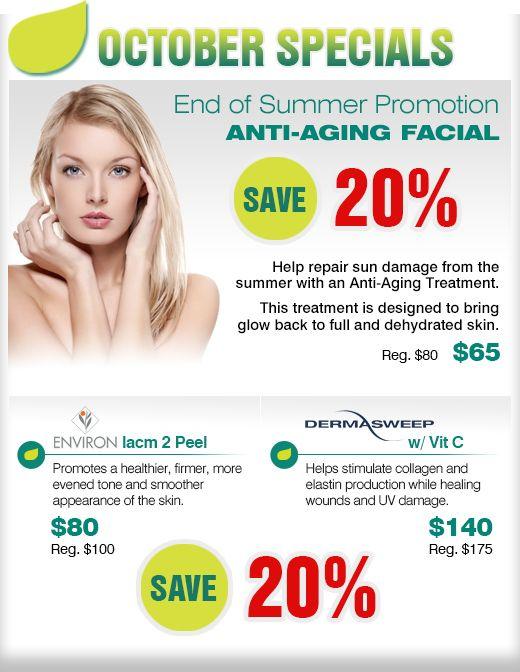 Cosmetic Dermatology Specials Discounts Consultations Boca