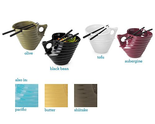 Uncommon Goods Udon Noodle Bowls