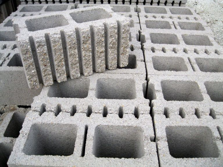 We Explain The Different Styles Of Concrete Blocks Concrete Blocks Masonry Blocks Concrete