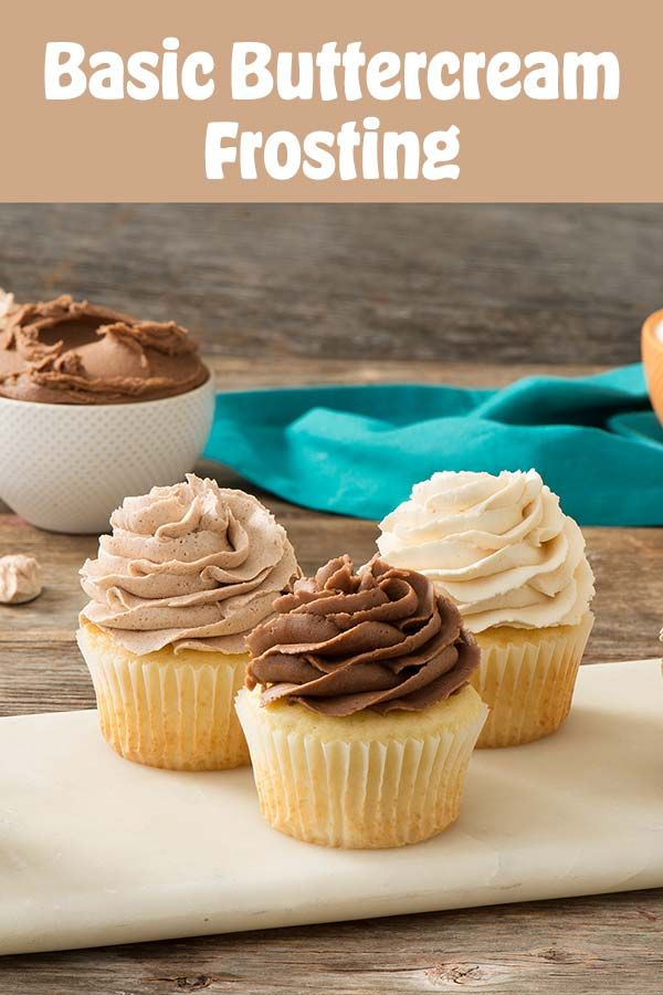 Basic Butter Cream Frosting #creamfrosting