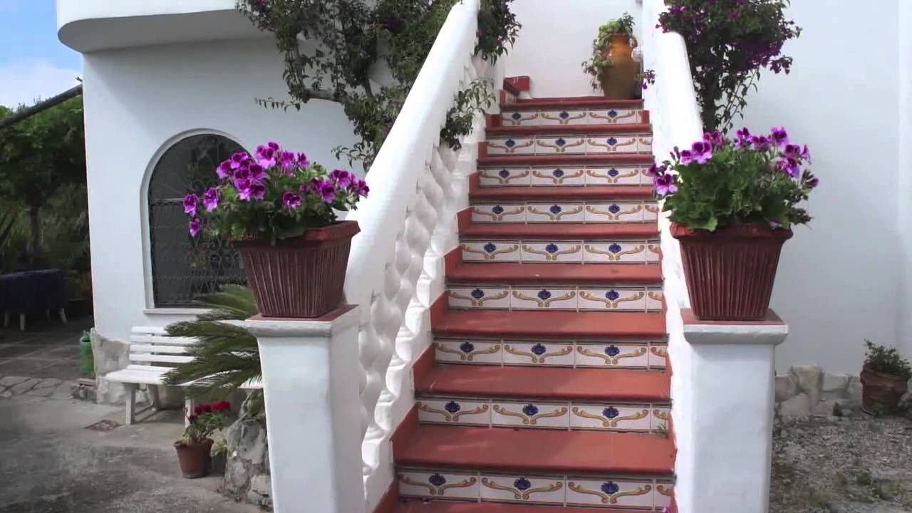 Anacapri Villa For Sale on Isle of Capri