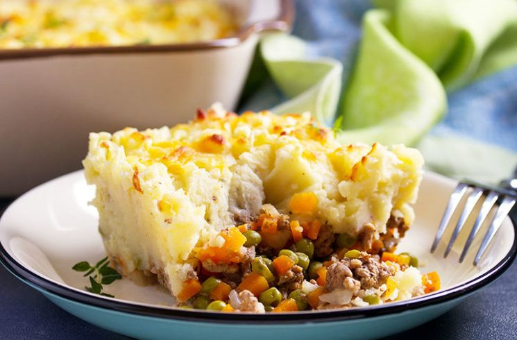 Recipe Shepherd S Pie With Beef In 2020 Shepherds Pie Recipe Recipes Shepherds Pie