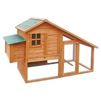 chicken coop! Chicken house, House, House styles