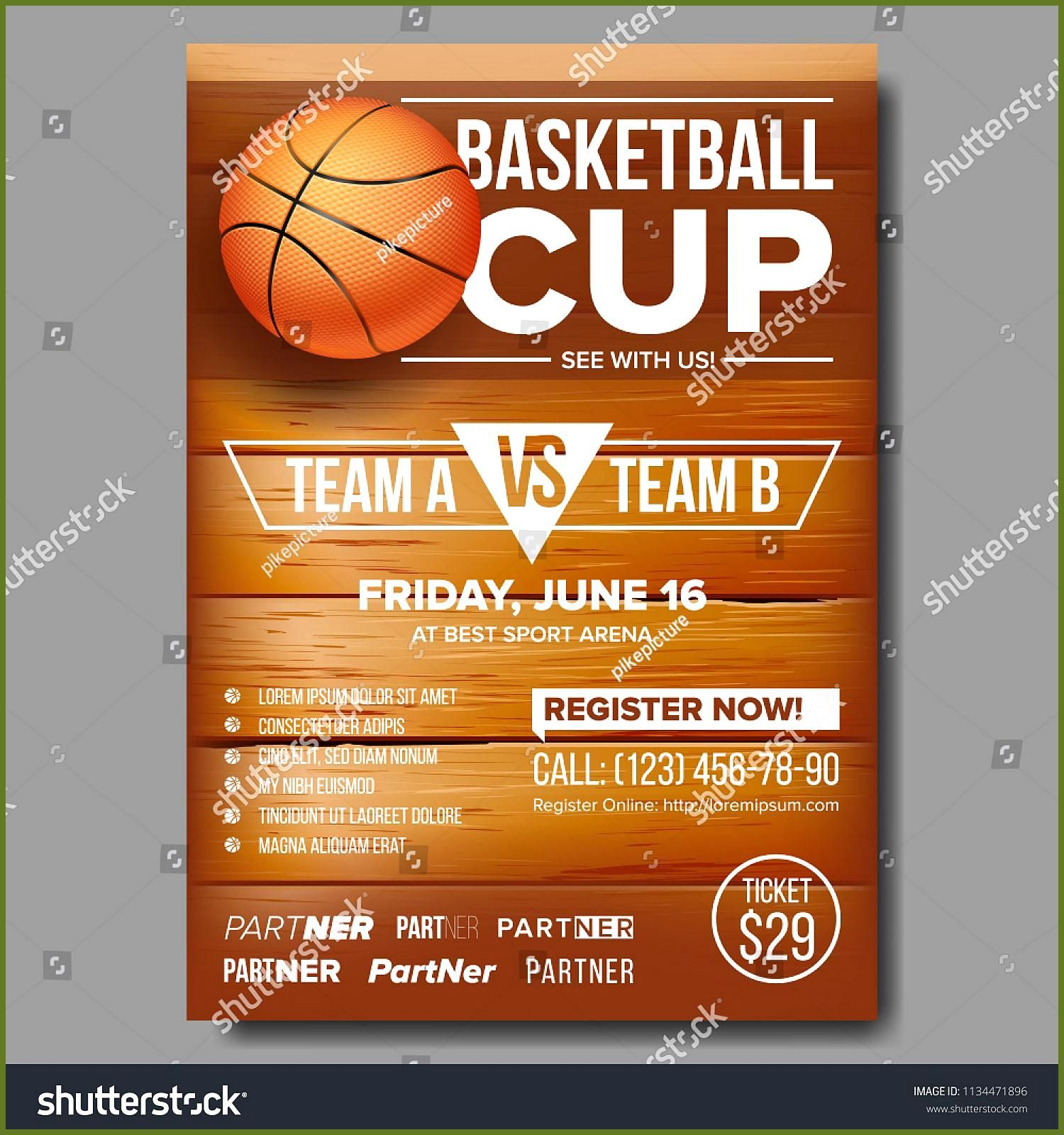 Basketball Poster Vector Design Sport Bar Stock Vector Royalty Free 1134471896 Basketball Poster Vector Design For Sport Bar Promoti Basketball Posters Basketball Sports