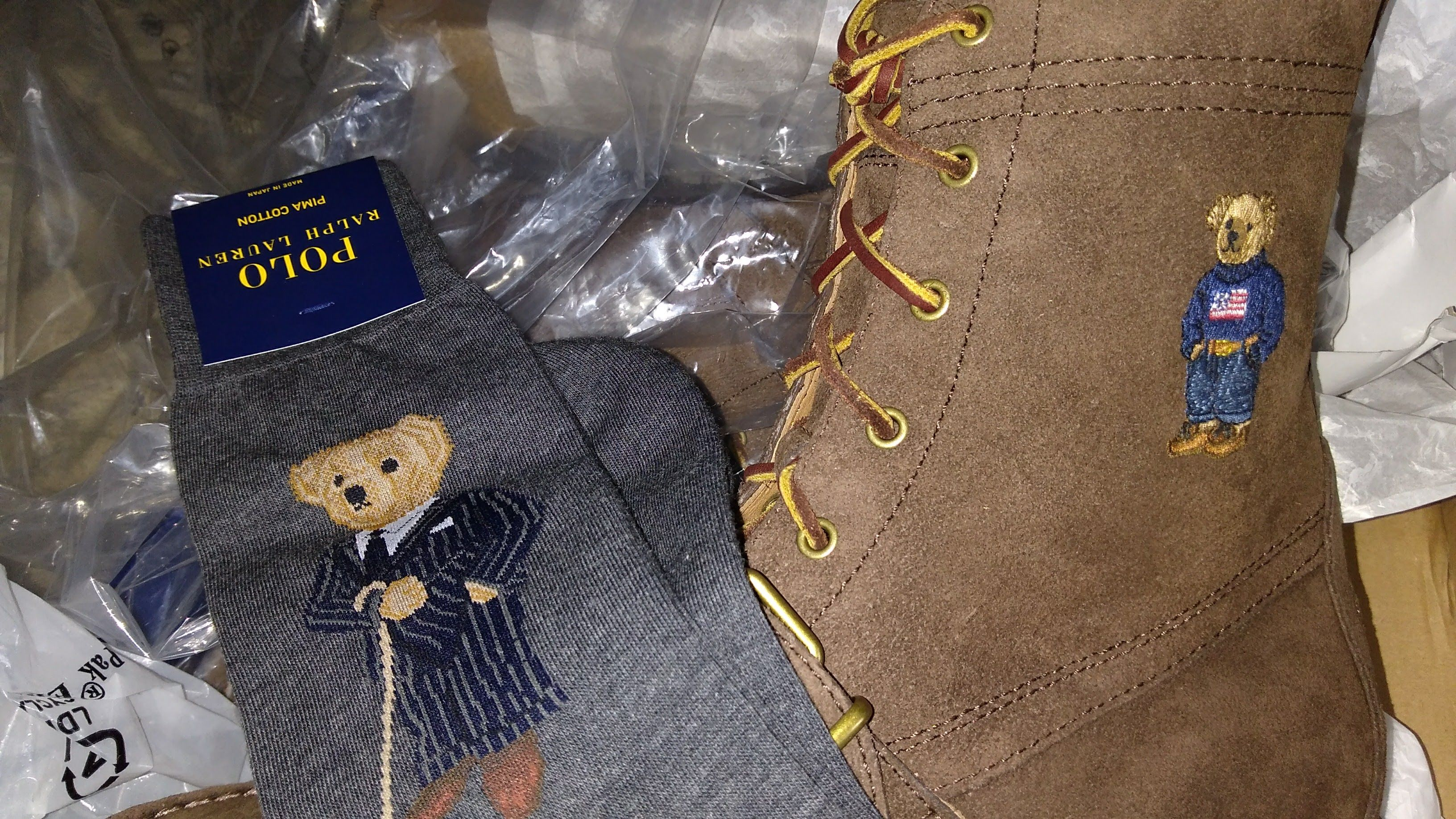 #footwear by #RalphLauren of #Polo - https://drewrynewsnetwork.com/forum/shoe-reviews