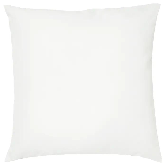 ULLKAKTUS Cojín blanco 50x50 cm en 2020 | Cojines blancos