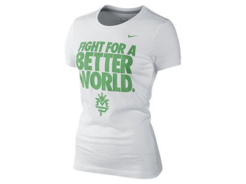 5411ac931934 Nike Fight for a Better World Manny Pacquiao Women s T-Shirt ...