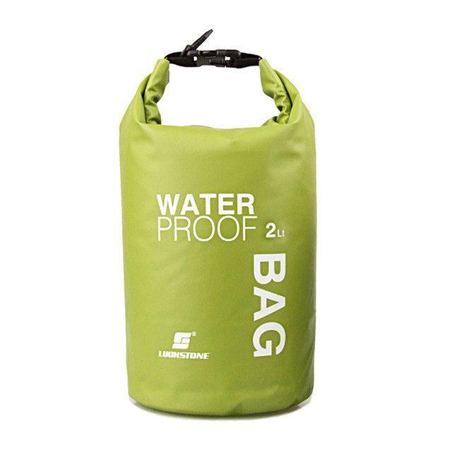 Outdoor Waterproof Dry Bag - 2 Litre