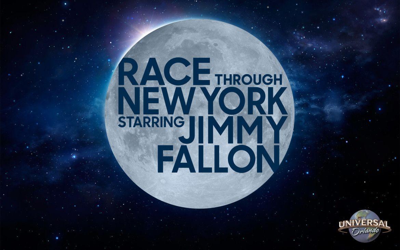 Race Through New York Starring Jimmy Fallon Universal Studios Florida