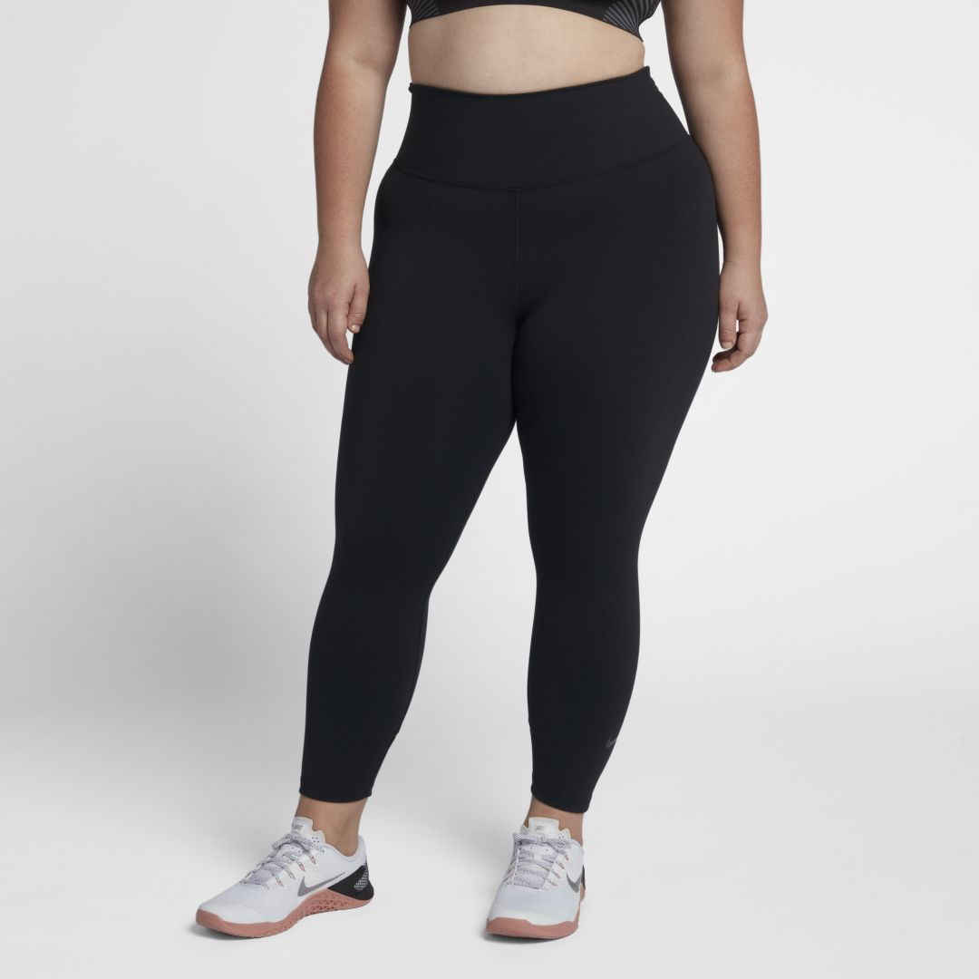 1abecefa5a619 Nike Power Sculpt Women's High-Rise Training Tights (Plus Size) Size 3X  (Black)