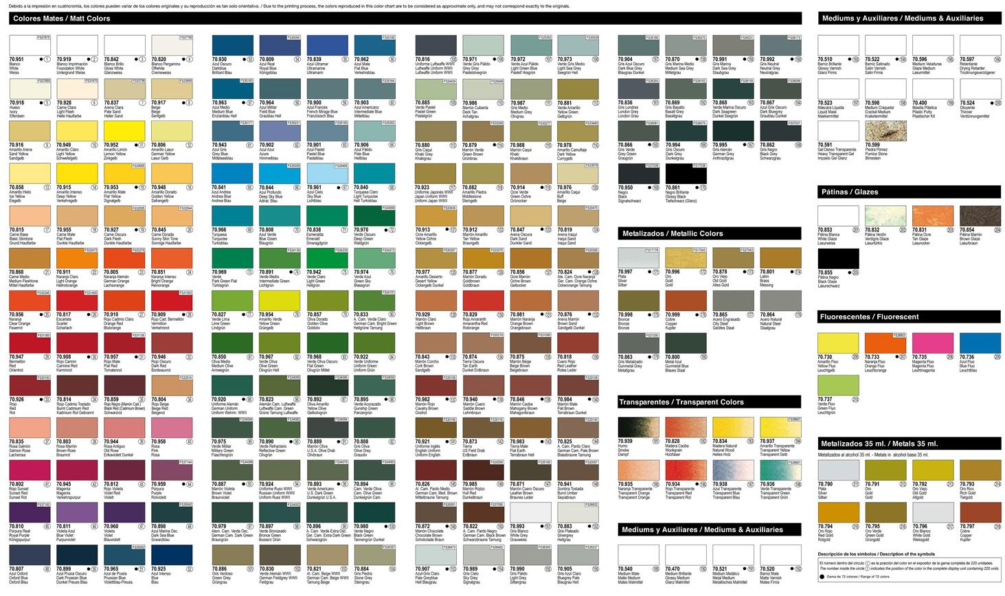 color chart toyota auto paint google search charts car colors ral cmyk converter farrow and ball 2019 of the year