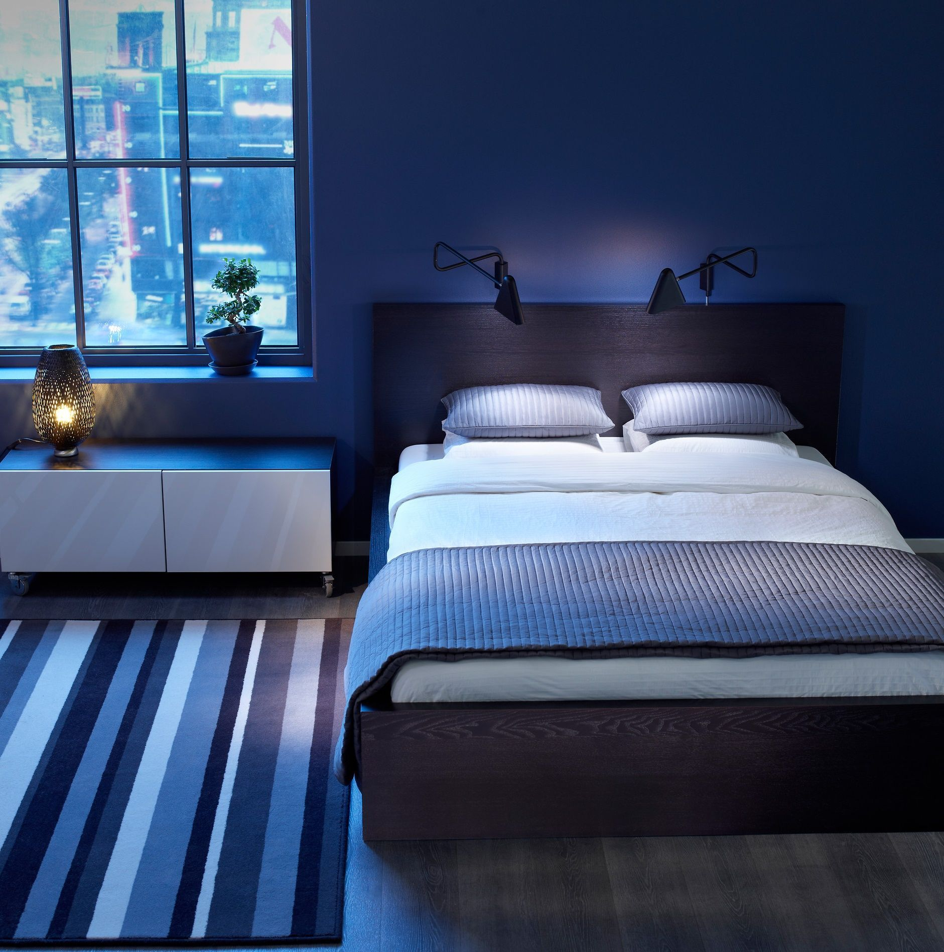 Blue Bedroom Ideas Zisne Com Good On With Tidy Showing Soft Bedding Set Gray Pai Small Bedroom Ideas For Couples Blue Bedroom Walls Bedroom Ideas For Men Small