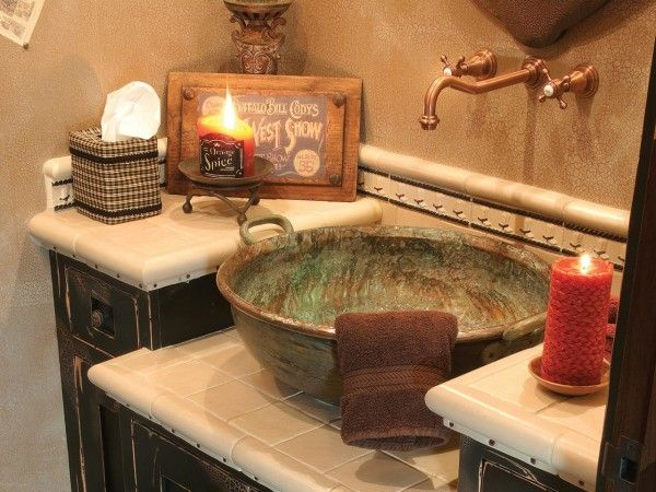 Furniture Exquisite Antique Style Bathroom Sink Faucets Using