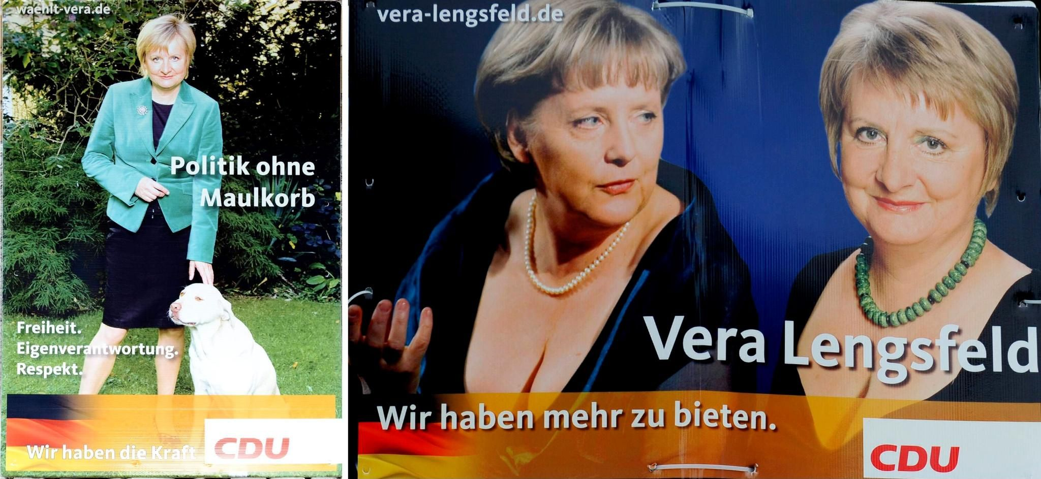 Angela Merkel (Marvelous Cleavage) - German And Austrian Female Politicians