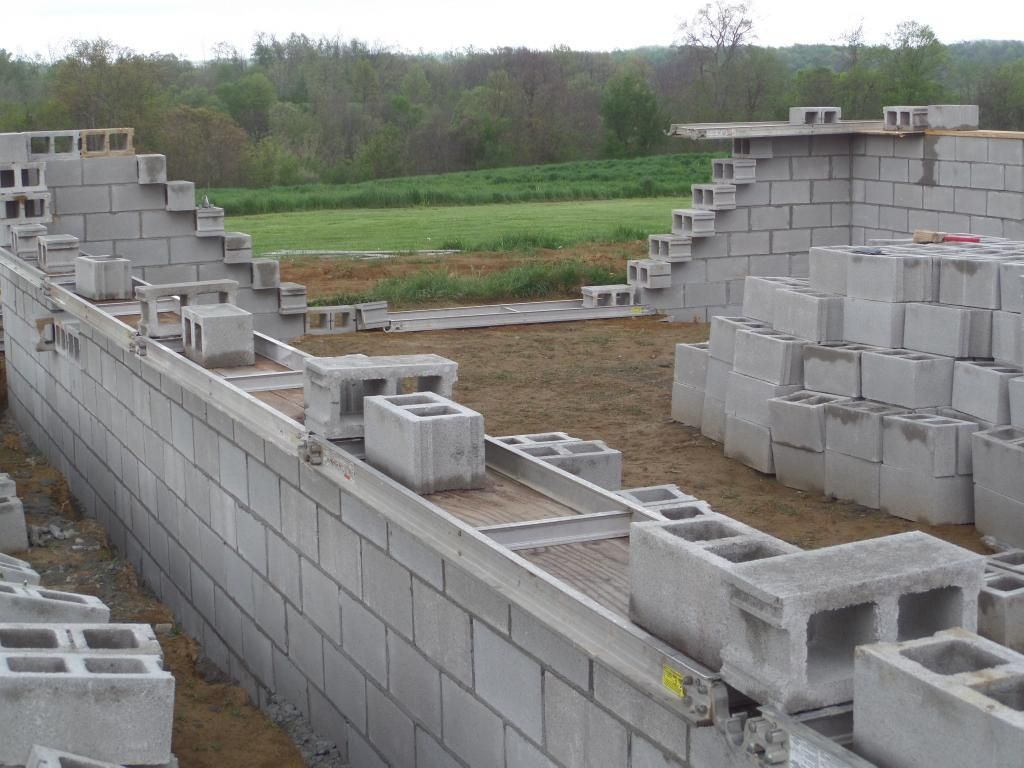 Home Design Cinder Block Retaining Wall Drainage