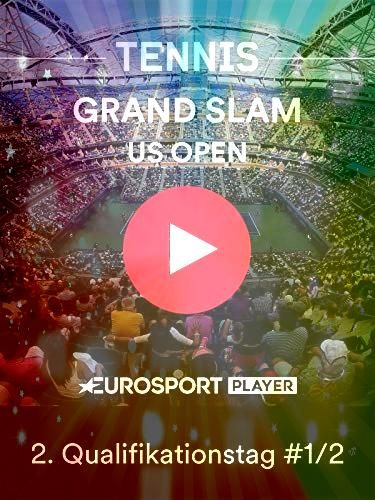 Grand Slam 2019  US Open in New York Flushing Meadows  2 QualifikationstagTennis Grand Slam 2019  US Open in New York Flushing Meadows  2 Qualifikationstag Tennis Austral...