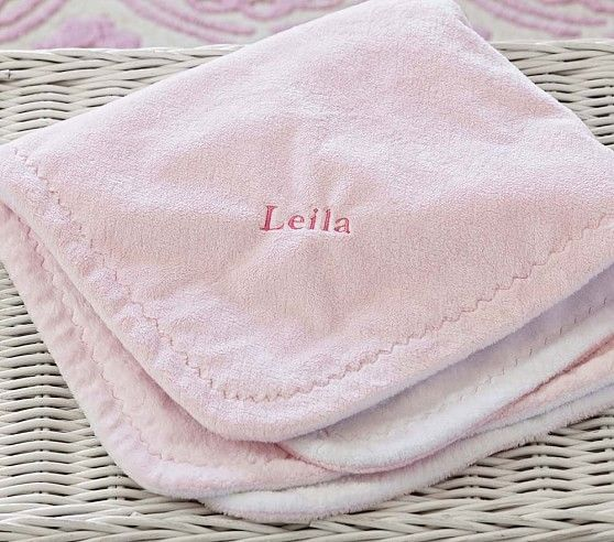 Baby doll blanket pottery barn kids c h r i s t m a s i personalized baby blankets baby doll blanket pottery barn kids negle Images