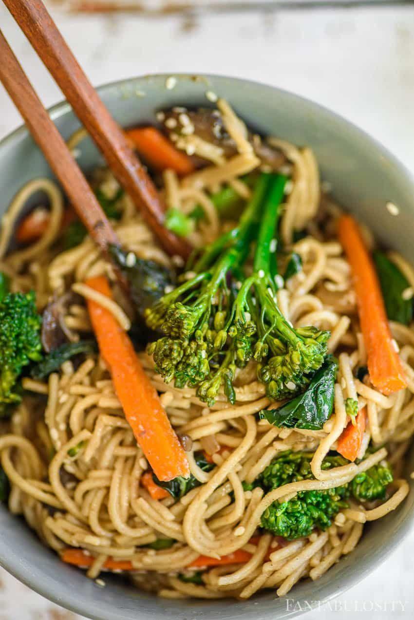 22 Gluten Free Vegan Rice Noodle Recipes Rice Noodle Recipes Vegetarian Rice Noodle Recipes Healthy Noodle Recipes