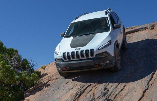 Andamos No Jeep Cherokee Trailhawk Jeep Cherokee Trailhawk Jeep