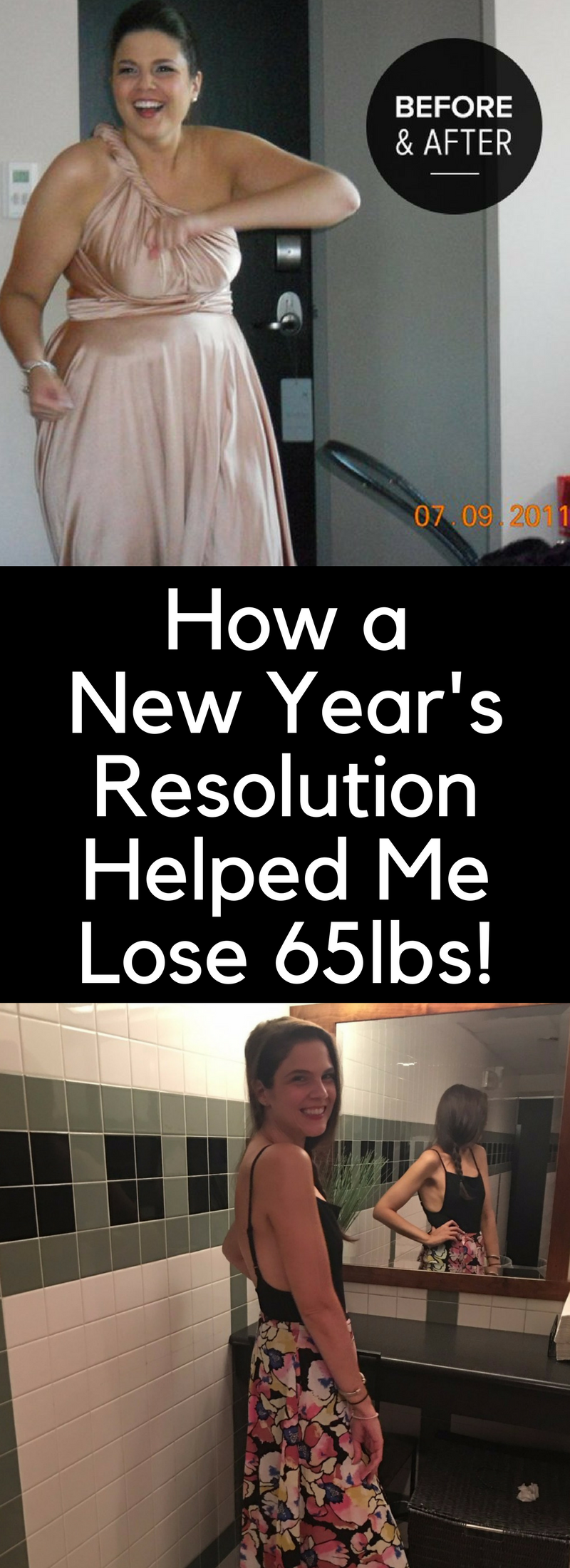 How A New Year S Resolution Helped Me Lose 65lbs Fit Und Gesund