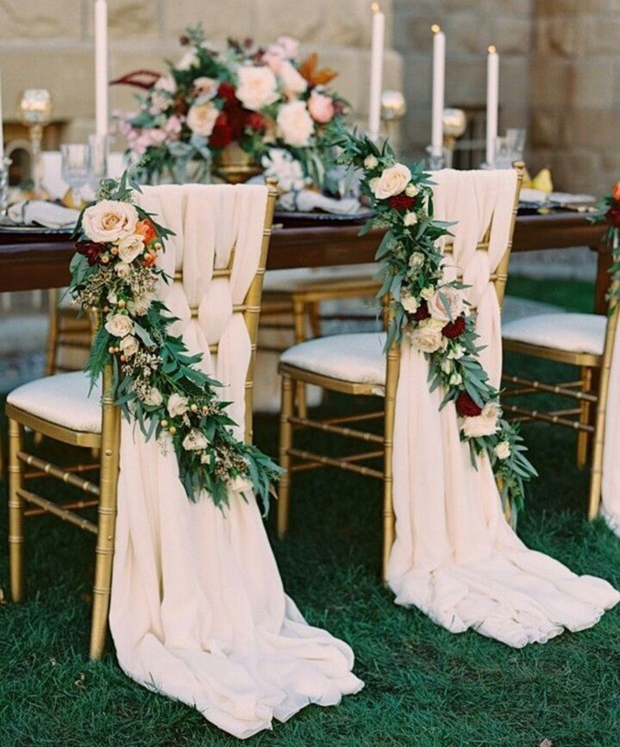 Decoracion Sillas Boda Bride And Groom Chairs Bodas En 2019 Fiestas De Boda