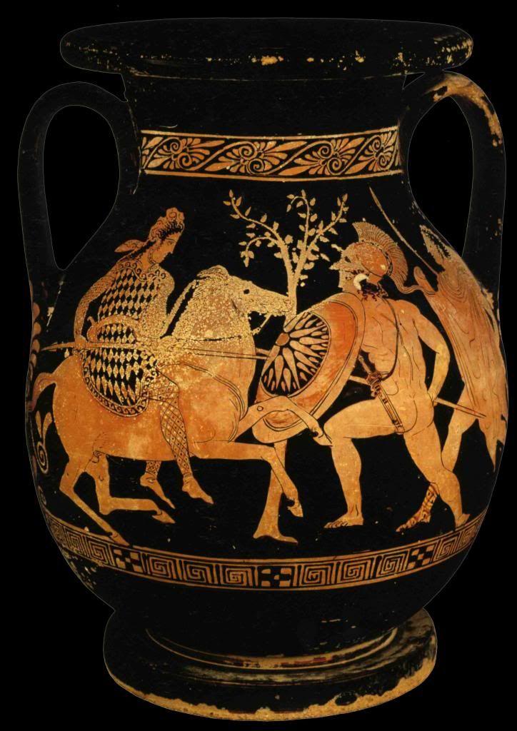 Red Figure Vase Painting Ancient Greek Ancient Greek Vase Painting