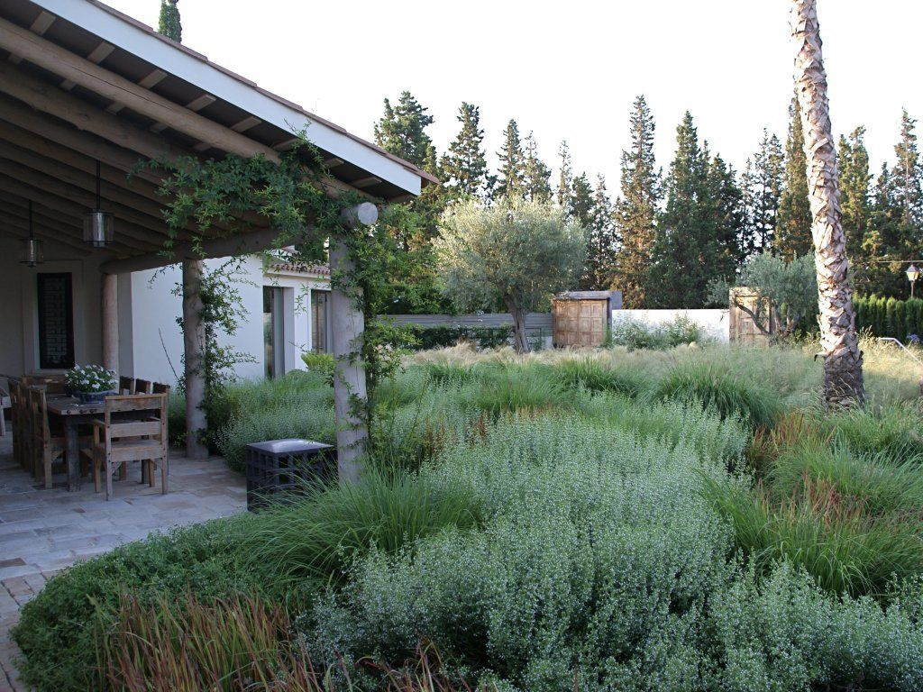 Piet Oudolf The Dutch Dream Private Garden Gardens