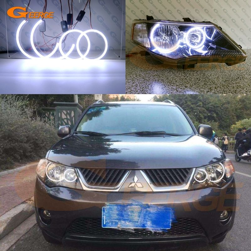 Cheap Car Light Assembly Buy Directly From China Suppliers For Mitsubishi Outlander 2007 2008 2009 Halogen Mitsubishi Outlander Halogen Headlights Mitsubishi