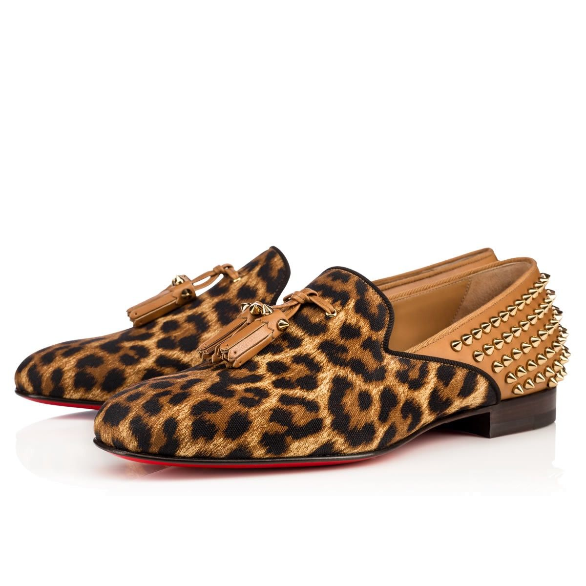 Men Shoes - Tassilo Flat - Christian Louboutin if you love me, buy these.