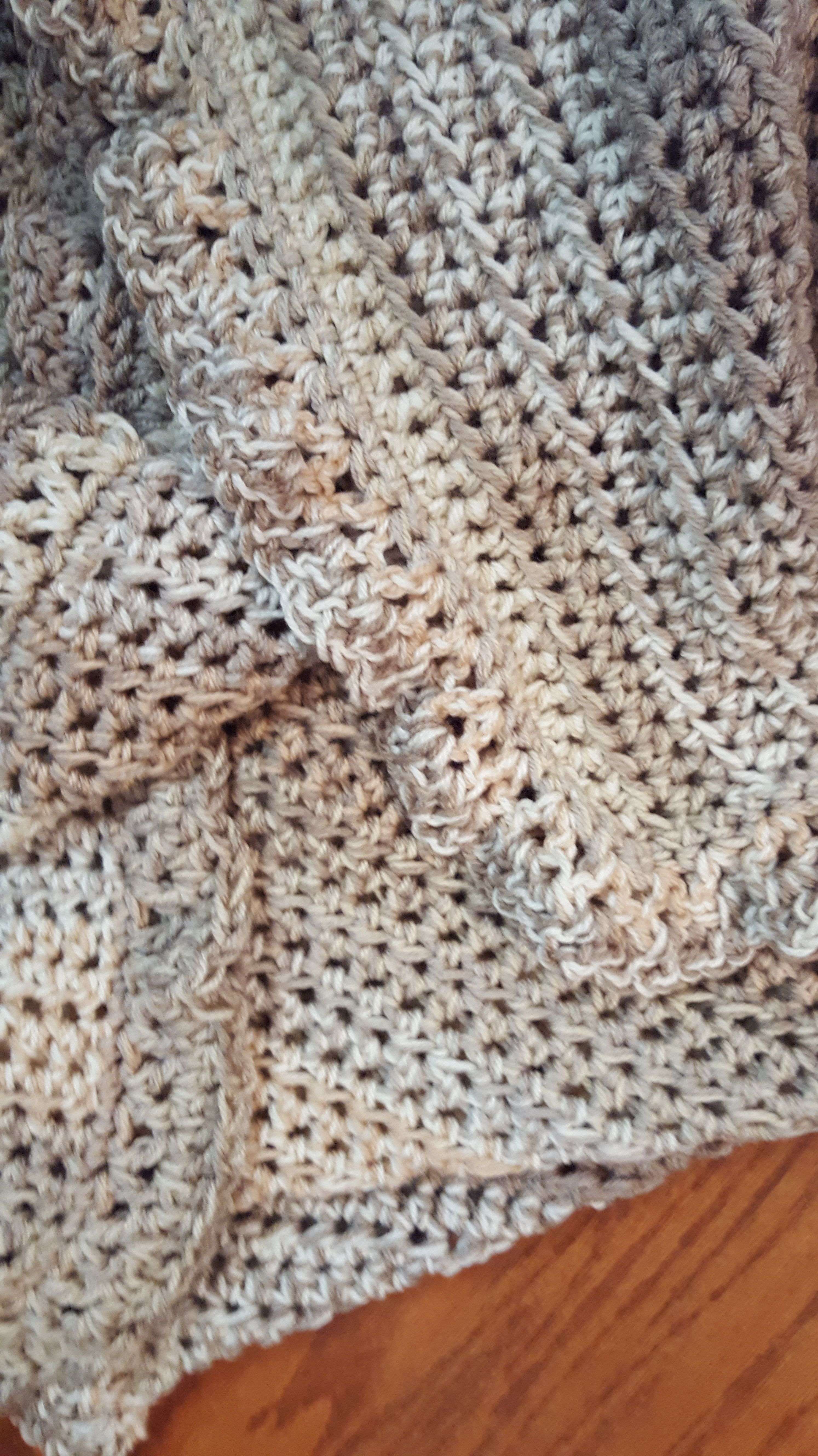 Easy Ruffled Afghan Pattern Awesome Crochet Pinterest Afghan