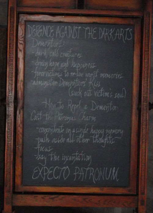 Defence Against The Dark Arts Class Blackboard Wizarding World Of Harry Potter Or Hogwarts Aesthetic Harry Potter Classes Wizarding World Of Harry Potter