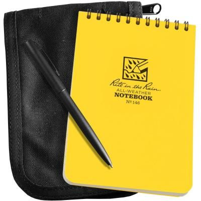 Rite In The Rain All Weather 4 In X 6 In Top Spiral Notebook Kit