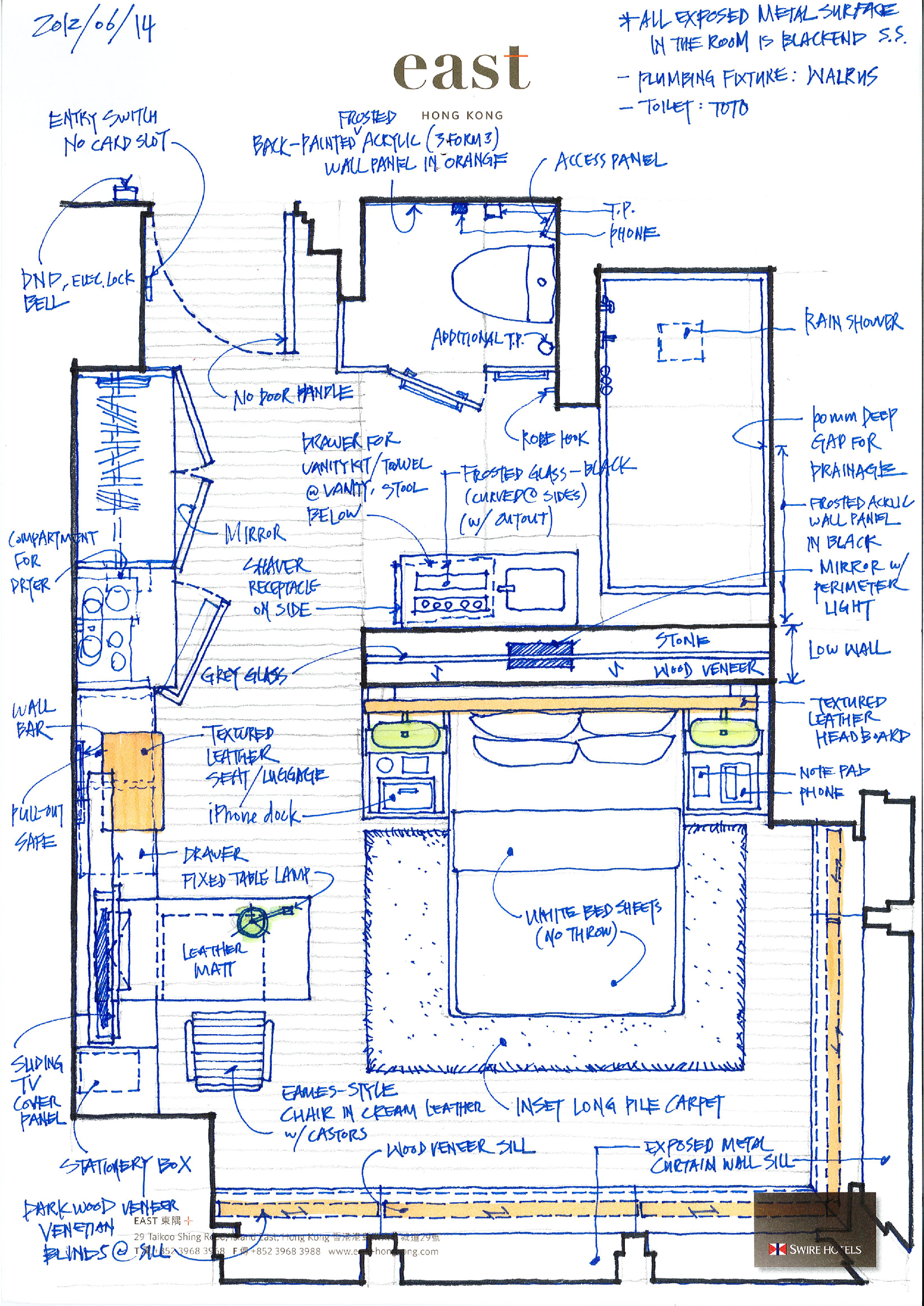 East Hong Kong With Images Hotel Floor Plan Hotel Room Plan