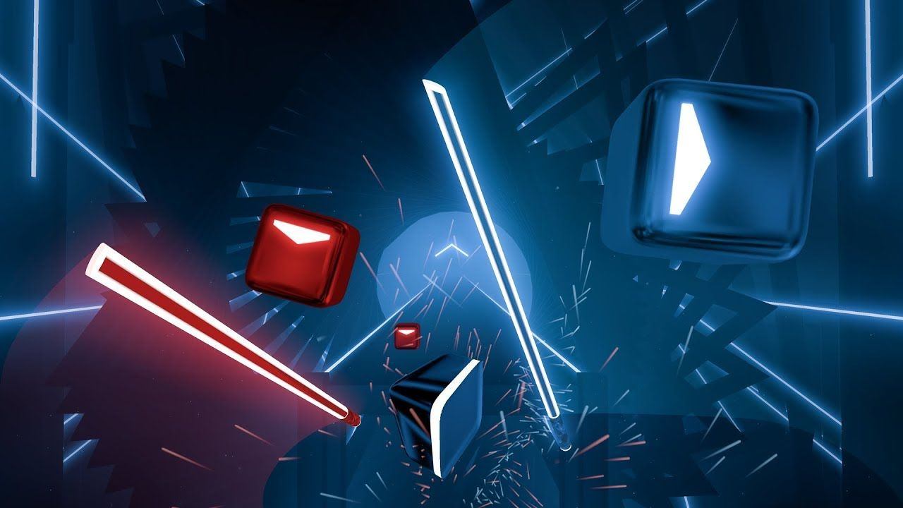 Oculus Quest Hands On Beat Saber And Journey Of The Gods Oculus