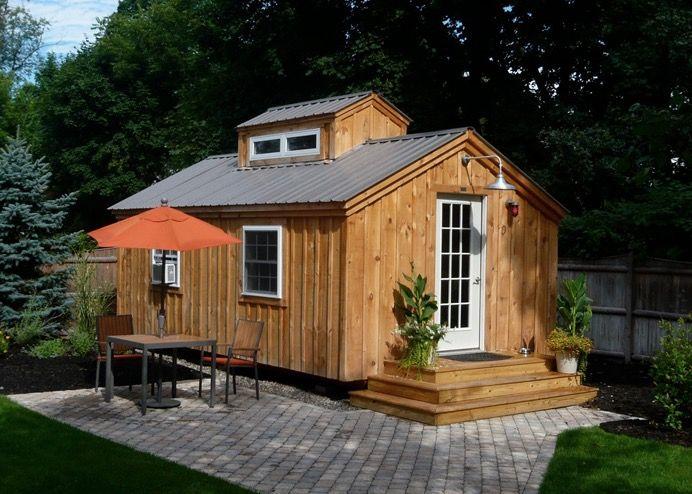 Ampersand Tiny House By Zyl Vardos | Tiny House Kits, House Kits And Tiny  Houses