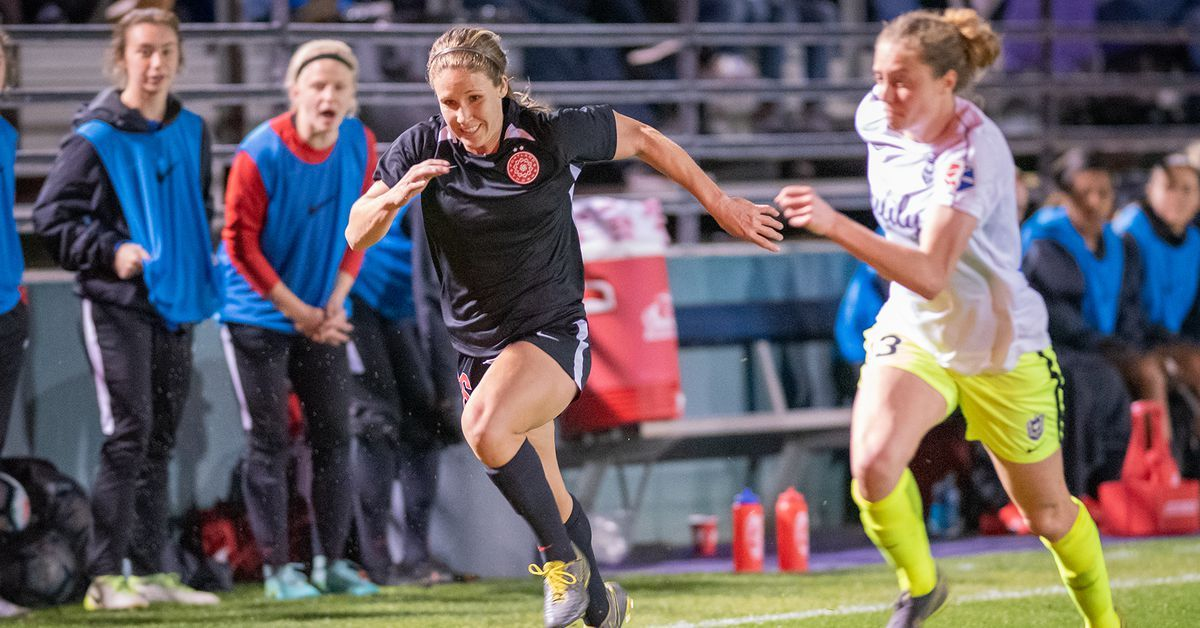 A look at mallory webers thorns career orlando pride