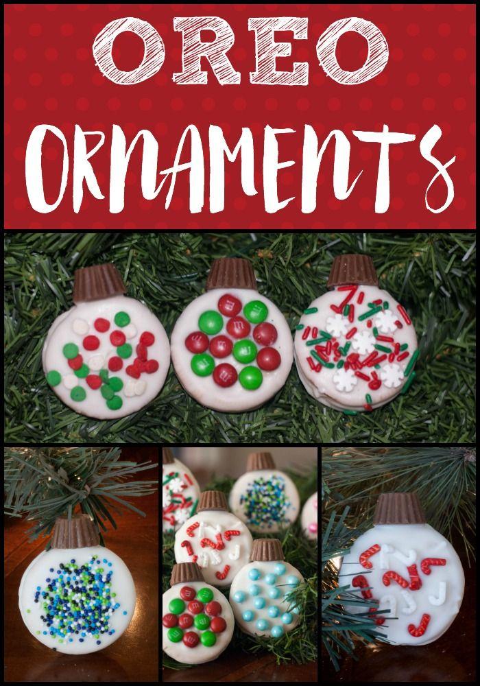 Oreo Ornaments