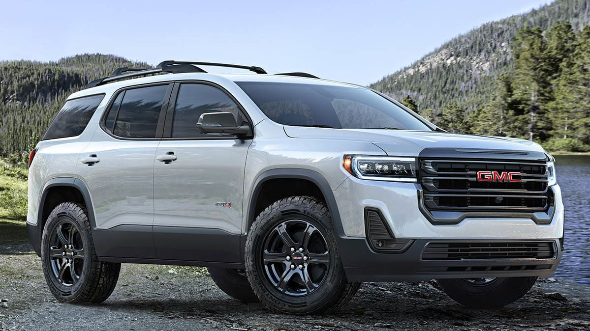 Gmc Acadia 2020 Review Best Suv Suv Gmc Suv
