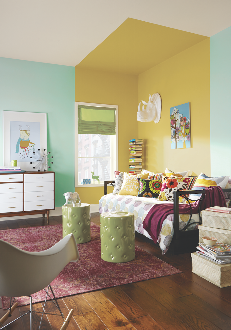 See Rooms Featuring Sherwin Williams Mas Amor Por Favor