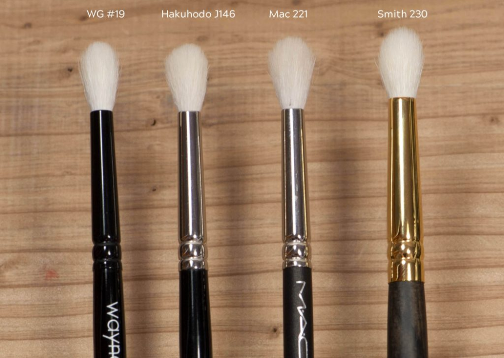 WAYNE GOSS New Eye Set – Sweet Makeup Temptations | Sweet makeup. Wayne goss. Makeup brushes
