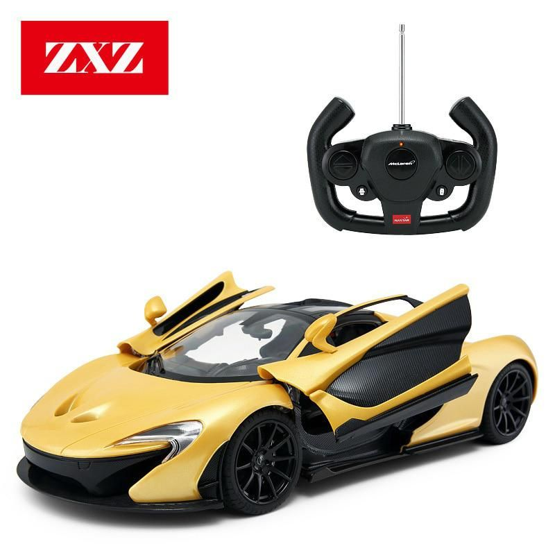 1 14 Remote Control Car For Mclaren P1 Supercar Luxury Sports Rc Car Super Car Model 4wd Adult Toy For Boys Kid Birthday Gift Toys For Boys Super Cars Remote Control Cars