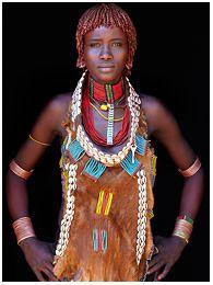 Ethiopia - Omo Valley by John Kenny