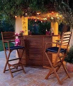 bar dans le jardin - Bing Images | Meuble jardin, Salon de jardin castorama, Armoire de ...
