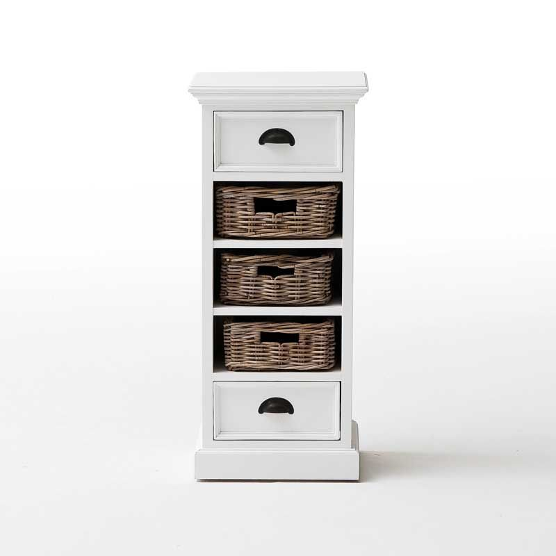 kitchen uk chest stone julian dp cameo drawer tall amazon co bowen drawers of narrow white home