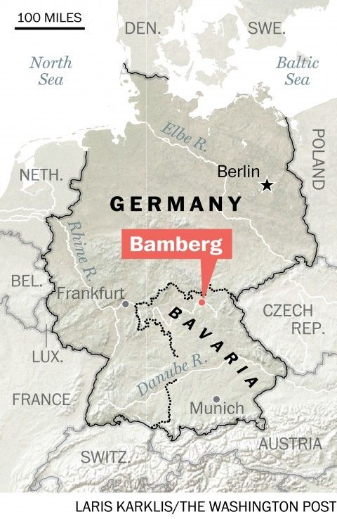 bamberg germany a city of just 70 000 people but nine breweries