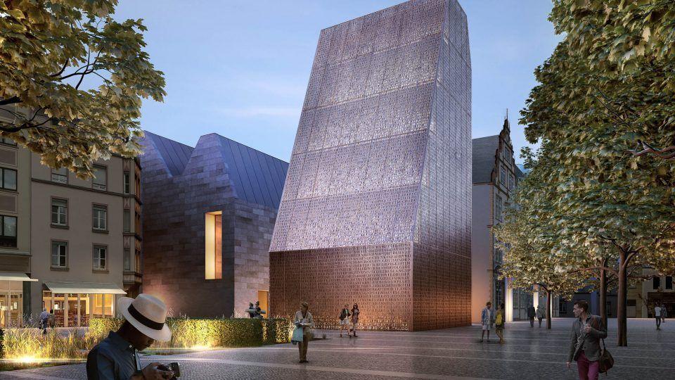 Gutenberg Museum Mainz Dfz Architekten Architektur Architekt Museum