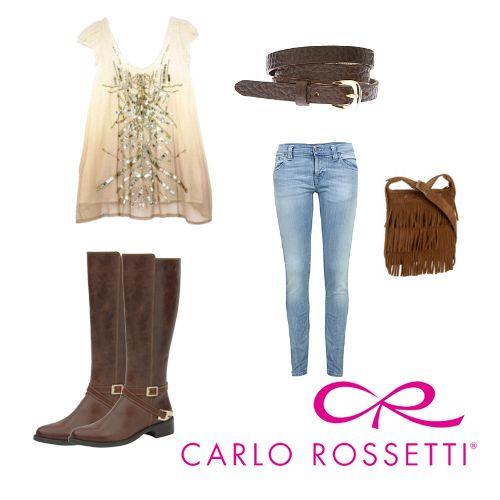 Amo  a Carlo Rossetti!!!!#DailyCr #BootsCR
